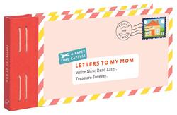 Letters to My Mom: Write Now. Read Later. Treasure Forever., Hardcover Book, By: Lea Redmond