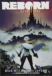 Reborn, Hardcover Book, By: Greg Capullo