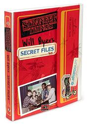 Will Byers: Secret Files (Stranger Things), Hardcover Book, By: Matthew J Gilbert