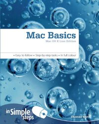 Mac Basics in Simple Steps, Paperback Book, By: Tom Myer