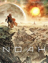 NOAH HC, Hardcover Book, By: Darren Aronofsky