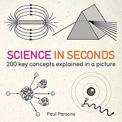 Science in Seconds: 200 Key Concepts Explained in an Instant (IN MINUTES), Paperback Book, By: Hazel Muir
