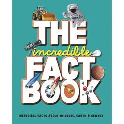 Incredible Fact Book, Hardcover, By: SHREE BOOK CENTRE