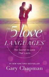 The 5 Love Languages: The Secret to Love that Lasts, Paperback, By: Gary D Chapman