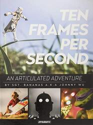 10 Frames Per Second, Hardcover Book, By: Johnny Wu