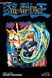 Yu-Gi-Oh! (3-in-1 Edition), Vol. 4: Includes Vols. 10, 11 & 12, Paperback Book, By: Kazuki Takahashi