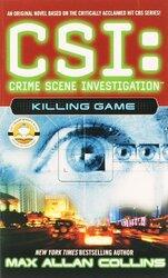Killing Game (CSI), Paperback, By: Max Allan Collins