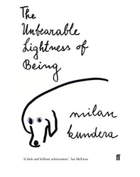 The Unbearable Lightness of Being, Paperback Book, By: Milan Kundera - Henry Michael Heim