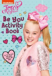 Be You Activity Book, Paperback Book, By: Buzzpop