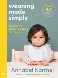 Weaning Made Simple, Hardcover Book, By: Annabel Karmel