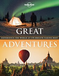 Great Adventures, Paperback Book, By: Lonely Planet