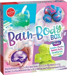 Bath and Body Box Toy, Novelty Book, By: Klutz