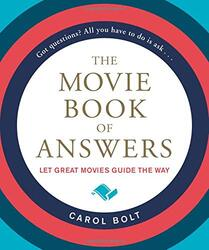The Movie Book of Answers, Hardcover Book, By: Carol Bolt