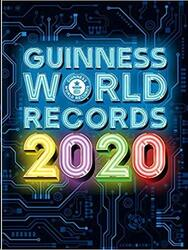 Guinness World Records 2020 Middle Eastern Edition, Hardcover Book, By: Guinness World Records