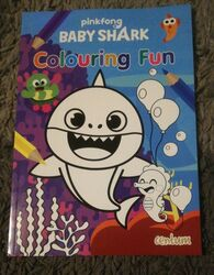 Baby Shark - Colouring Fun, By: Centum