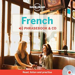 Lonely Planet French Phrasebook and Audio CD, Hardcover Book, By: Lonely Planet