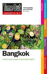 Time Out Shortlist Bangkok, Paperback Book, By: Time Out Guides Ltd.
