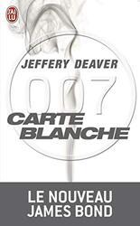 Carte blanche, Paperback Book, By: Jeffery Deaver