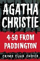 4.50 from Paddington (Miss Marple), Hardcover Book, By: Agatha Christie