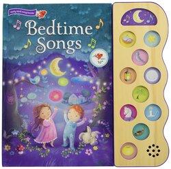 Bedtime Songs, Board Book, By: Scarlett Wing