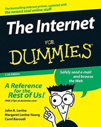 The Internet For Dummies (For Dummies), Paperback Book, By: John R. Levine