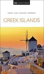 DK Eyewitness Travel Guide Greek Islands, Paperback Book, By: DK Travel