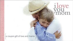 I Love You Mom: A Coupon Gift of Love and Thanks (Coupon Collections), Paperback Book, By: Sourcebooks