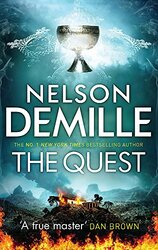 The Quest, Paperback Book, By: Nelson Demille
