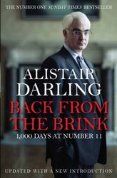 Back From the Brink, Paperback, By: Alistair Darling