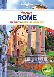 Lonely Planet Pocket Rome, Paperback Book, By: Duncan Garwood - Nicola Williams
