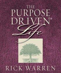 The Purpose Driven Life (Miniature), Hardcover Book, By: Rick Warren