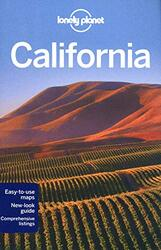 California (Lonely Planet Country & Regional Guides), Paperback Book, By: Sara Benson
