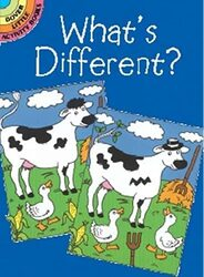 Whats Different, Paperback Book, By: Fran Newman-D' Amico