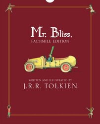 Mr Bliss, Hardcover Book, By: J. R. R. Tolkien