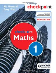 Cambridge Checkpoint Maths Student's Book 1, Paperback Book, By: Terry Wall - Ric Pimentel