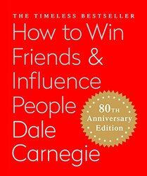 How to Win Friends & Influence People (Miniature Edition): The Only Book You Need to Lead You to Suc, Hardcover Book, By: Dale Carnegie