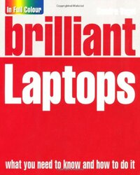 Brilliant Laptops, Paperback Book, By: Sandra Vogel