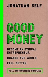 The Ethical Entrepreneur, Hardcover Book, By: Jonathan Self