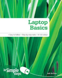Laptop Basics In Simple Steps, Paperback, By: Joli Ballew