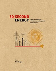 30-Second Energy, Hardcover Book, By: Brian Clegg
