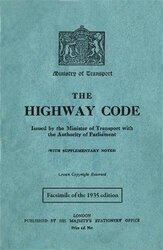 THE HIGHWAY CODE, Hardcover Book, By: VA VA