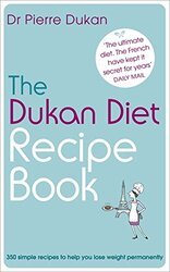 The Dukan Diet Recipe Book, Paperback Book, By: Dr Pierre Dukan