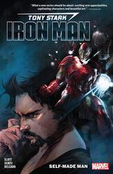 Tony Stark: Iron Man Vol. 1: Self-made Man, Paperback Book, By: Dan Slott