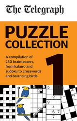 The Telegraph Puzzle Collection Volume 1: A compilation of brilliant brainteasers from kakuro and su, Paperback Book, By: Telegraph Media Group Ltd