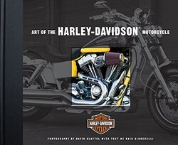 Art of the Harley-Davidson Motorcycle, Hardcover Book, By: Dain Gingerelli