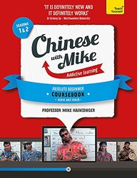 Learn Chinese with Mike Absolute Beginner Coursebook Seasons 1 & 2 (Teach Yourself), Paperback Book, By: Mike Hainzinger