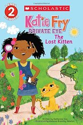 Katie Fry, Private Eye #1: The Lost Kitten, Paperback Book, By: Cox Katherine