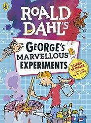 Roald Dahl: George's Marvellous Experiments, Paperback, By: Roald Dahl