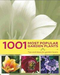 1001 Most Popular Garden Plants, Paperback Book, By: Parragon Book Service Ltd