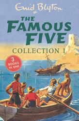 The Famous Five Collection 1: Books 1-3, Paperback Book, By: Enid Blyton